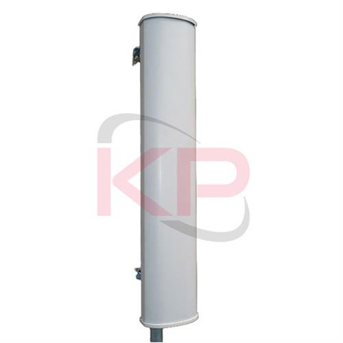 Picture Of 900 MHz 125 DBi Dual Pol 45 Degrees Slant 90 Degree Sector Antenna With PMP Mounting Bracket